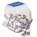 Chap-Ice Extra Moisture Mini Lip Balms Fishbowl - Bulk 100/Each