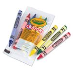 Crayola Crayons Four-Packs - Bulk