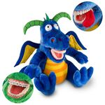 StarSmilez Magi Dragon Teaching Aid with Braces 1/Each