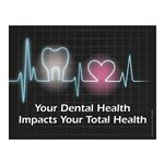 Dental Health Laser Card