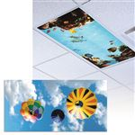 Hot Air Balloons Light Panel