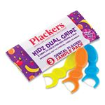 Plackers Kidz Dual Gripz Flossers Sample Packs