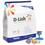Young D-Lish Prophy Paste - Bag of 200