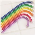Colorflex Disposable Saliva Ejectors - Assortment (Bulk/600)