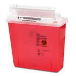 5-Quart In-Room Sharps Container