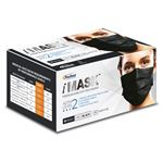 iMask Level 2 Black Face Masks