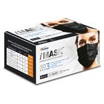 iMask Level 3 Black Face Masks