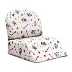 Crescent Kid's Print Child Booster Seat