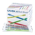 Cavex Rush Brush - Bulk 100/Box