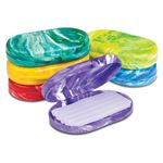Marbled-Color Case Patient Relief Wax - 50/Bx 50/Box
