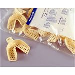 Tra-Tens No.4 Small Lower Impression Trays 12/Bag