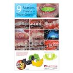 Toothshield Poster 3-Pack