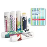 Cool Stripes Lip Balms