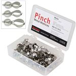 Metal Assorted P Inch Matrices 150/Box