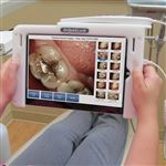 DrQuickLook Portable Dental Assistant Intraoral Camera System with Patient Education Videos