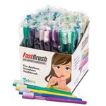 UniPACK FastBrush Prepasted Toothbrushes