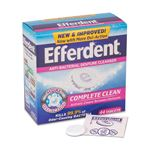 Efferdent Denture Cleaner 44 Count