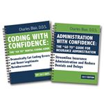 Coding/Administration with Confidence Book Set