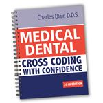 Medical Dental Cross-coding with Confidence
