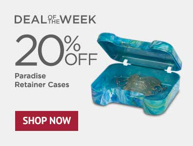 Deal of the Week - 20% Off Paradise Retainer Cases