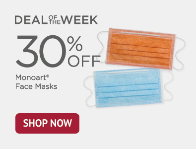 Deal of the Week - Monoart Face Masks