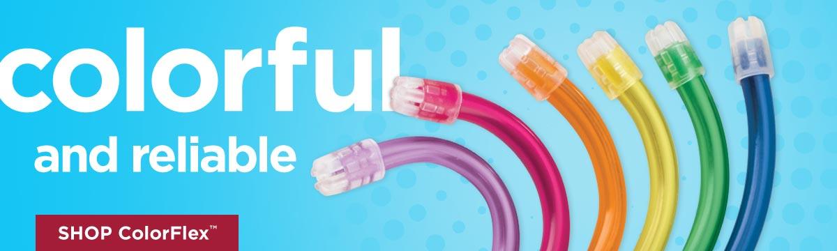 Colorflex Disposable Saliva Ejectors