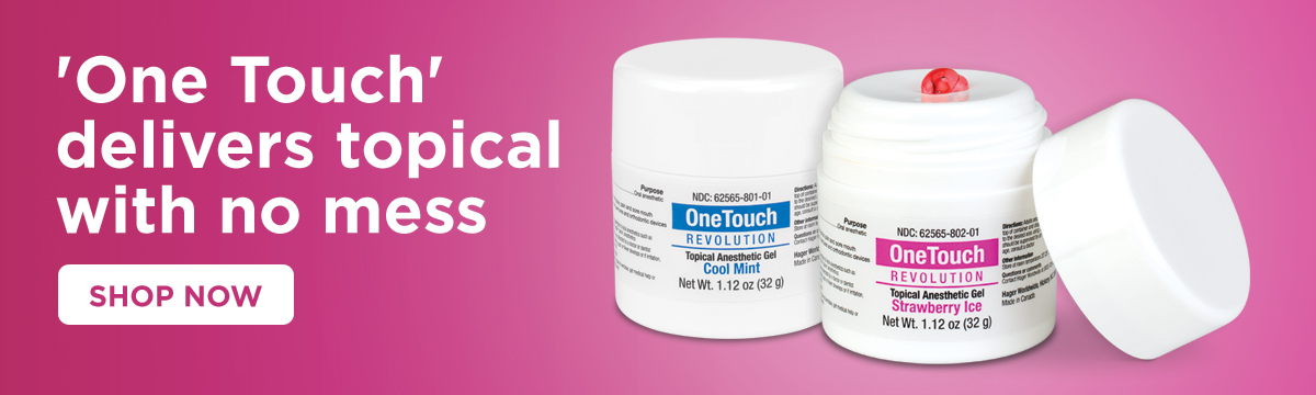 One Touch Revolution Topical Gel
