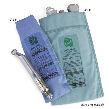 13 X 10 EnviroPouch Reusable Cassette Sterilization Pouch