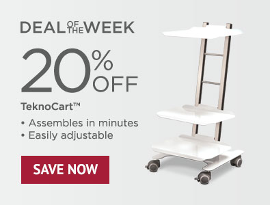 Deal of the Week - Save 20% on TeknoCart