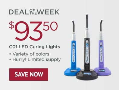 Deal of the Week - C01 LED Curing Light