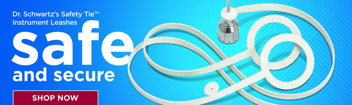 Dr. Schwartz's Safety Tie Instrument Leashes