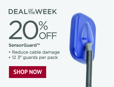 Deal of the Week - 20% Off SensorGuard