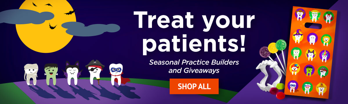 Seasonal Practice Builders & Giveaways