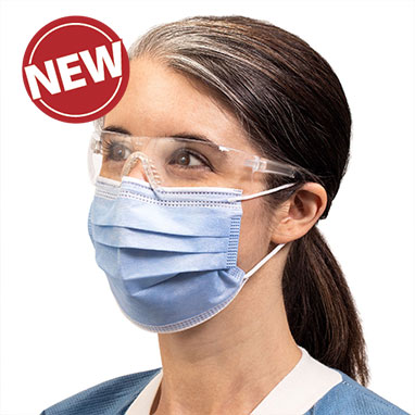 EcoGuard ASTM Level 3 Face Masks