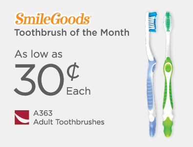 Toothbrush of the Month